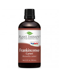 Plant Therapy Frankincense Carteri Essential Oil 100% Pure, Undiluted, Natural Aromatherapy, Therapeutic Grade 100 mL (3.3 oz)