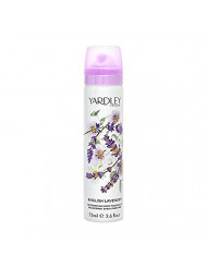 Yardley London for Women Deodorant Body Spray, English Lavender, 2.6 Ounce