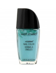 Wet & Wild Wild Shine Nail Color 481e Putting On Airs, 0.8 Ounce