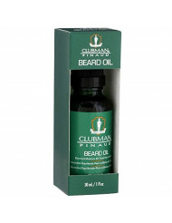 Clubman Pinaud Beard Oil, Balanced Moisture for Facial Hair and Skin, 1 oz