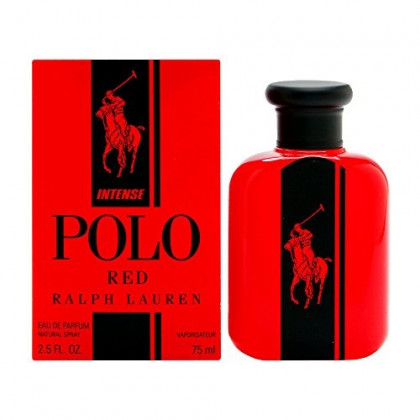 Polo Red Intense by Ralph Lauren for Men 2.5 oz Eau de Parfum Spray
