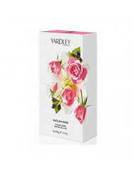Yardley English Rose Luxury Bar Soap Set for Women, 3 Count