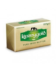 Kerrygold Pure Irish Grass-fed Butter, 8 Oz (12 Pack)