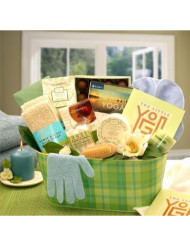 Yoga Gift Basket for Women -Mother's Day, Birthday, or Holiday Gift Idea