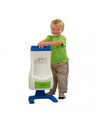 Grow'n Up Peter Potty Flushable Toddler Urinal, Beige