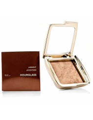 Hourglass Ambient Lighting Bronzer in Radiant Bronze Light. Highlighting Bronzer for a Natural Sun-Kissed Glow. Vegan and Cruelty-Free.