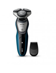 Philips Aquatouch S5420/06, Wet And Dry Men's Electric Shaver With Smartclick Precision Trimmer