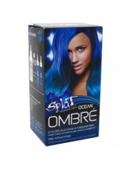Splat Kit Ombre Haircolor Ocean 2 Colors Blue Crush & Turquoise Reef