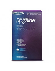 Womens Rogaine Foam Hair Regrowth Treatment, 6 Month Supply, 6.33 Ounce (Packaging varies)