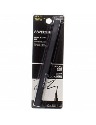 CoverGirl Intensify Me Liquid Foundation Makeup Liner, Intense Black/300, 0.034 Ounce