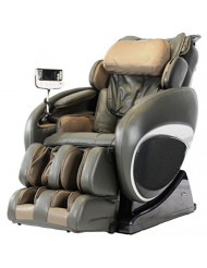 Osaki OS4000TC Model OS-4000T Zero Gravity Massage Chair, Charcoal, Computer Body Scan, Zero Gravity Design, Unique Foot roller, Next Generation Air Massage Technology, Arm Air Massagers, Auto Recline and Leg Extension, Wireless Controller