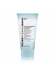Water Drench Cloud Cream Cleanser, Hydrating Face Wash with Hyaluronic Acid, Gently Removes Makeup and Impurities