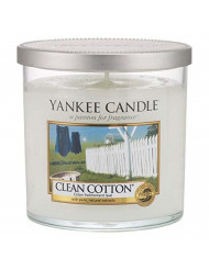 Yankee Candle Clean Cotton Scented Candle Small