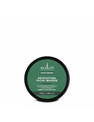 Sukin Super Greens Detoxifying Clay Masque 3 38 fl oz 100 ml