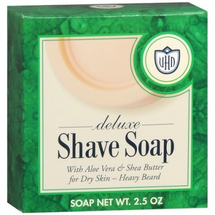 Van Der Hagen Deluxe Shave Soap 2.5 Oz (Pack of 1)