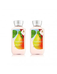 Bath & Body Works Pearberry Body Lotion 8 Ounce 2 Pack