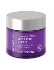 Andalou Naturals, Cream Face Age Defying Hyaluronic DMAE, 1.7 Ounce