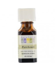 Aura Cacia Pure Essential Oil Patchouli 5 fl oz 15 ml