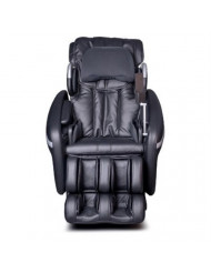 OS-7200 H Heated Reclining Massage Chair Upholstery: Black