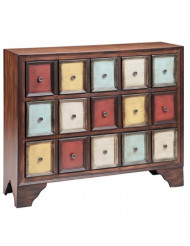 Stein World Furniture Brody Accent Chest, Multi-Colored