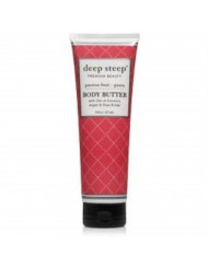 Deep Steep Body Butter, Passion Fruit Guava, 6 Ounce