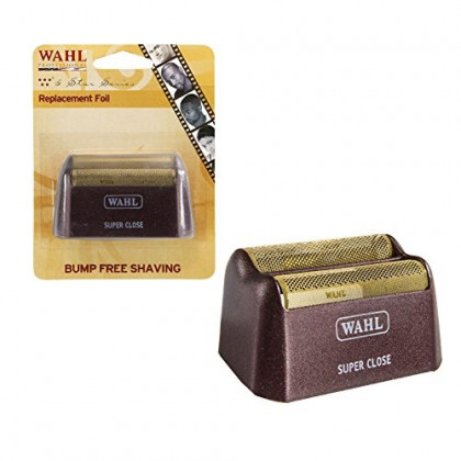 Wahl Professional 5-Star Series Replacement Gold Foil 7031-200 Hypo-Allergenic for Super Close Shaving