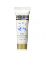 Gold Bond Ultimate Healing Skin Therapy Lotion Aloe 1oz(pack of 2)