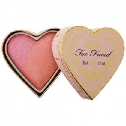 Too Faced Sweethearts Perfect Flush Blush in Candy Glow, 0.19 Ounce