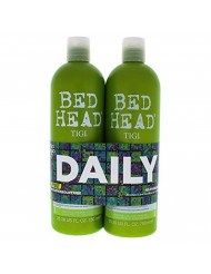 TIGI Bed Head Urban Antidotes Re-Energize Shampoo 25.36 oz (Pack of 2)
