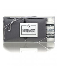 LE BLANC Portfolio Dryer Sachet 2-Pack with 2 FL. OZ. Bottle of Coordinating Specialty Wash, One Pack