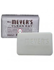 2 Packs of Mrs. Meyer's Bar Soap - Lavender - 5.3 Oz