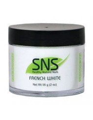 SNS Pink and White Dipping Powders (2 oz, French White)