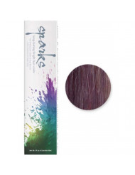 Sparks Long Lasting Bright Hair Color, Starbright Silver, 3 Ounce