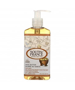 South of France Shea Butter Hand Wash, 8 Ounces