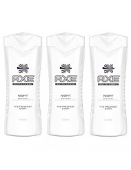 Axe White Label Body Wash - Night - Net Wt. 16 FL OZ (473 mL) Each - Pack of 3