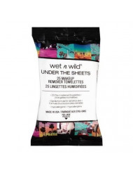 Wnw Makeup Remover Wipes Size 25 Ct Wet & Wild Makeup Remover Wipes 980a Under The Sheets 25 Ct