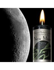 Drawing Down the Moon - New Moon