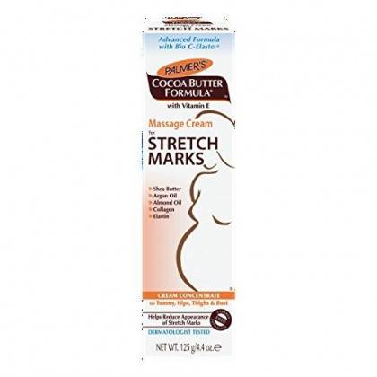 Palmer's Cocoa Butter Formula Massage Cream For Stretch Marks 4.40 oz ( Pack of 3)