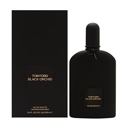 Tom Ford Black Orchid Women's Edt Spray, 3.4 Ounce