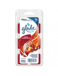 Glade 75772 6 Count44; 2.3 oz. Wax Melts - Apple Cinnamon Scent