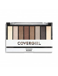 COVERGIRL truNAKED Eyeshadow Palette, Nudes 805, 0.23 ounce (Packaging May Vary), Pack of 1