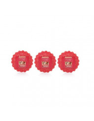 Yankee Candle Sparkling Cinnamon Tarts Wax Melts (Pack of 3)