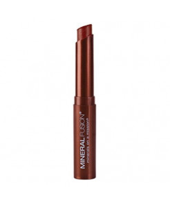 Mineral Fusion Lipstick Butter, Pomegranate.14 Ounce (Packaging May Vary)
