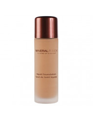 Mineral Fusion, Foundation Liquid Warm 3, 1 Ounce (Packaging May Vary)