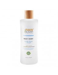 RAW Sugar Awash in Expectation Vanilla Bean+Sugar Body Wash - 25 oz