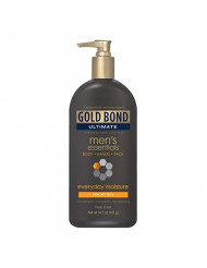 Gold Bond Ultimate Men's Essentials Hydrating Lotion 14.50 oz ( Pack of 2)