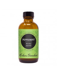 Edens Garden Peppermint Essential Oil, 100% Pure Therapeutic Grade (Highest Quality Aromatherapy Oils- Digestion & Energy), 118 ml
