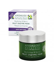 Andalou Naturals, Fruit Enzyme Mask, BioActive 8 Berry, Age Defying, 1.7 oz (50 g)(pack of 2)