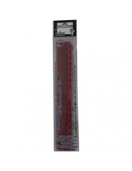 YS Park 336 Fine Cutting Grip Comb - Red