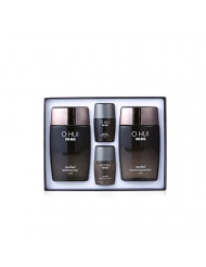 Ohui For Men Neofeel Special Set total 4pcs (Neofeel Hydrating Toner + Neofeel Moisturizing Emulsion + 2 Travel Kit)